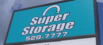 Super Storage One Logo